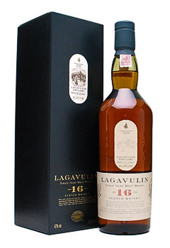My current favourite single malt - Lagavulin 16