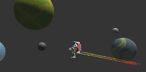 Jetpack Astronaut